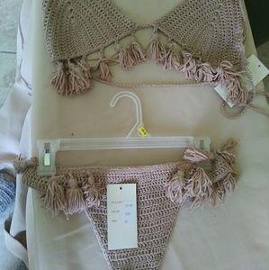 Taupe bikini